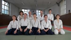 Cours de l'été 2013 au JudoKwaï