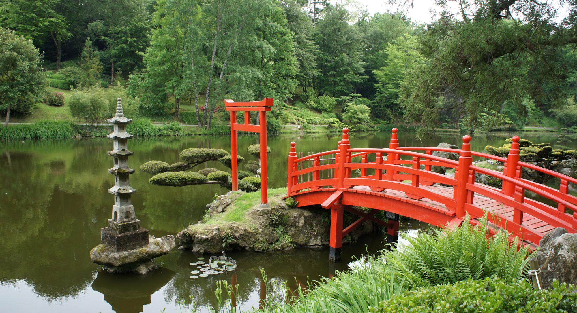 Portique De Jardin Japonais DootDadoo = Idées de conception