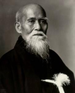 Morihei Ueshiba - 1930